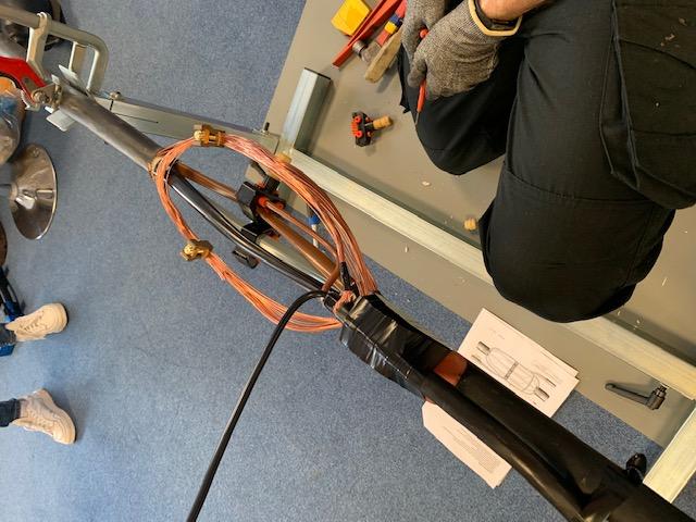 TE Connectivity SPEN LV Demonstration course