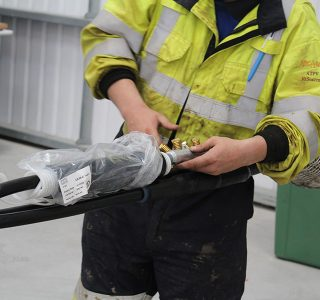 TE Connectivity 11kV Straight Joint to SPEN Specification.